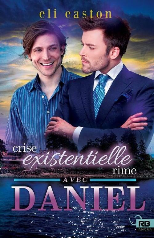 Couverture Crise existentielle rime avec Daniel