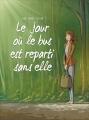 Couverture Le jour où le bus est reparti sans elle Editions France Loisirs 2018