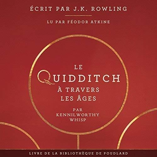 Couverture Le Quidditch à travers les âges