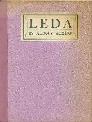 Couverture Leda
