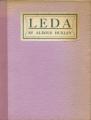 Couverture Leda Editions Chatto & Windus 1926