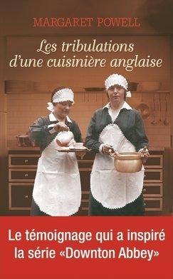 Couverture Les tribulations d'une cuisinière anglaise
