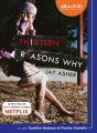 Couverture Treize raisons / 13 reasons why Editions Audiolib 2011
