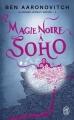 Couverture Le dernier apprenti sorcier, tome 2 : Magie noire à Soho Editions J'ai Lu (Fantastique) 2014