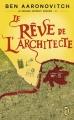 Couverture Le dernier apprenti sorcier, tome 4 : Le rêve de l'architecte Editions J'ai Lu (Fantastique) 2015