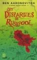 Couverture Le dernier apprenti sorcier, tome 5 : Les disparues de Rushpool Editions J'ai Lu (Fantastique) 2016
