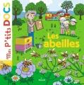Couverture Les abeilles Editions Milan (Jeunesse - Mes p'tits docs) 2013