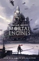 Couverture Mortal Engines, tome 1 : Mécaniques fatales Editions Scholastic 2018