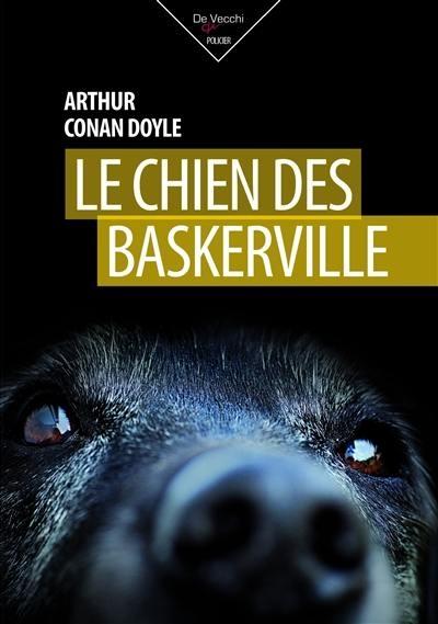 Couverture Sherlock Holmes, tome 5 : Le Chien des Baskerville
