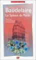 Couverture Le spleen de Paris / Petits poèmes en prose Editions Flammarion (GF) 2017