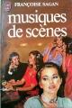 Couverture Musiques de scènes Editions J'ai Lu 1982