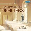 Couverture La Chambre des officiers Editions Sonobook 2015
