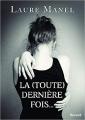 Couverture La (toute) dernière fois... Editions Bookelis 2017