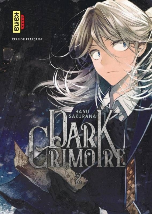 Couverture Dark Grimoire, tome 2