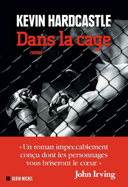 Couverture Dans la cage