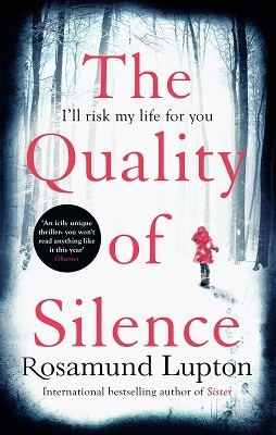 Couverture The quality of silence