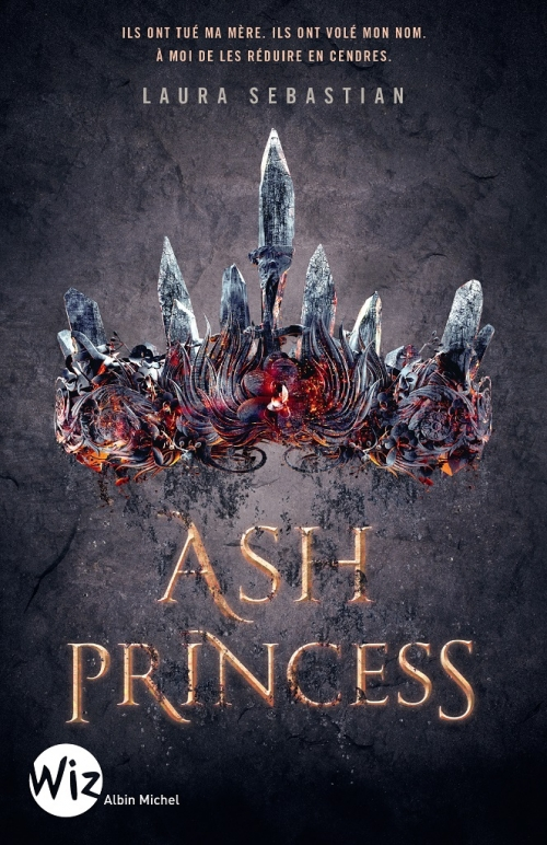 Couverture Ash princess, tome 1