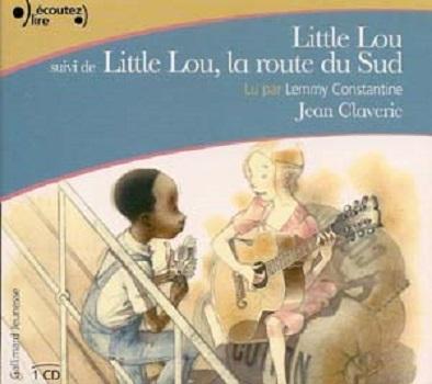 Couverture Little Lou suivi de Little Lou, la route du Sud