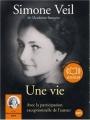 Couverture Une vie Editions Audiolib 2017