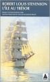 Couverture L'île au trésor Editions Babel 1993