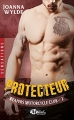 Couverture Reapers motorcycle club, tome 2 : Protecteur Editions Milady (Romance - Sensations) 2016