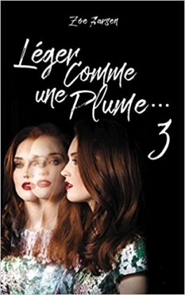 Couverture Léger comme une plume, tome 3 : muet comme une tombe
