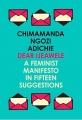 Couverture Chère Ijeawele : Un manifeste pour une éducation féministe Editions Fourth Estate 2018
