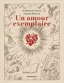Couverture Un amour exemplaire Editions Dargaud 2018