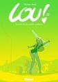 Couverture Lou !, tome 8 : En route vers de nouvelles aventures Editions Glénat (Tchô ! La collec...) 2018