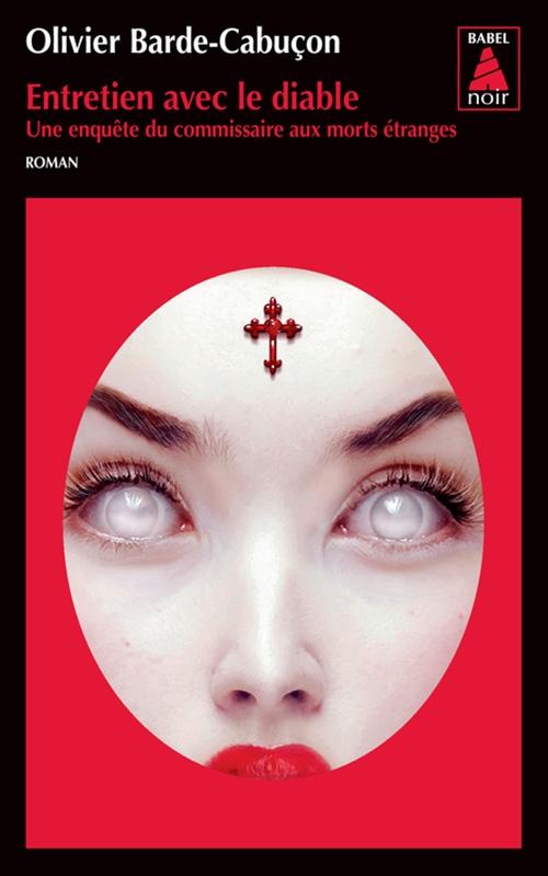 Couverture Le commissaire aux morts étranges, tome 5 : Entretien avec le diable