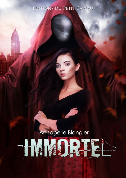 Couverture Immortel, tome 1