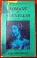 Couverture Romans et nouvelles Editions Garnier (Classiques) 1961