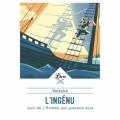 Couverture L'Ingénu suivi de L'homme aux quarante écus Editions Librio 2018