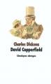 Couverture David Copperfield, abrégé Editions L'école des loisirs (Classiques abrégés) 2003
