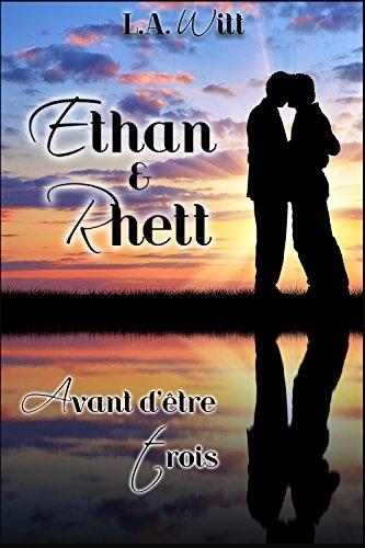 Couverture Wilde's, tome 0.5 : Ethan & Rhett : Avant d'être trois