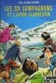 Couverture Les Six Compagnons et l'avion clandestin Editions Hachette (Bibliothèque verte) 1982