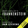 Couverture Frankenstein ou le Prométhée moderne / Frankenstein Editions Audible studios 2013