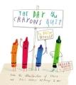 Couverture Rébellion chez les crayons Editions Philomel Books 2014
