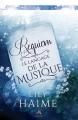 Couverture À demi-mots, tome 2 : Requiem : Le Langage de la musique Editions MxM Bookmark (Romance) 2018