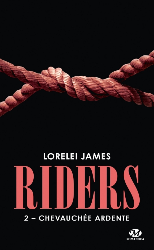 Couverture Riders, tome 2 : Chevauchée ardente