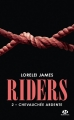 Couverture Riders, tome 2 : Chevauchée ardente Editions Milady (Romantica) 2018