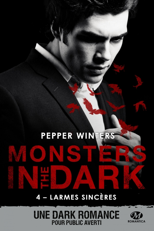 Couverture Monsters in the dark, tome 4 : Larmes sincères