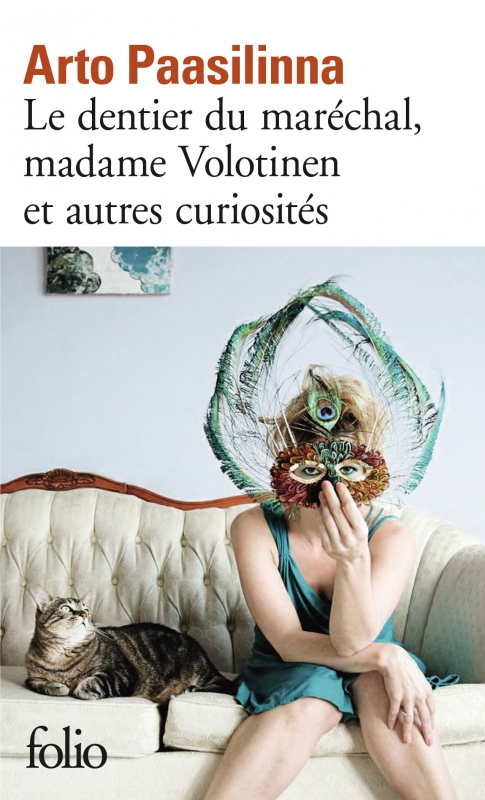 Couverture Le dentier du maréchal, madame Volotinen et autres curiosités