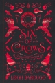 Couverture Six of crows, tome 1 Editions Orion Books (Children' s Book) 2018