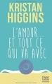 Couverture L'amour et tout ce qui va avec Editions HarperCollins (Poche) 2018