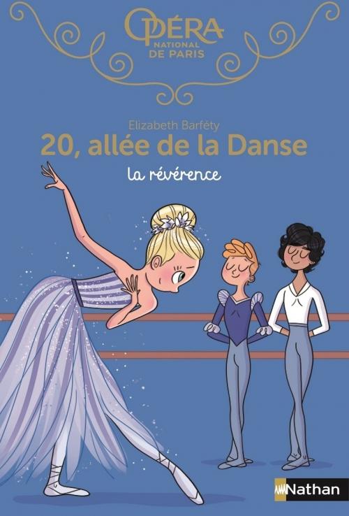 Couverture 20, allée de la danse, tome 11 : La révérence
