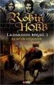 Couverture L'Assassin royal, tome 03 : La Nef du crépuscule Editions Baam! 2010