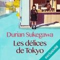 Couverture Les délices de Tokyo Editions Audible studios 2018
