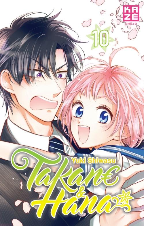 Couverture Takane & Hana, tome 10