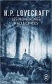 Couverture Les montagnes hallucinées / Montagnes de la folie / Les Montagnes de la démence Editions J'ai Lu (Science-fiction) 2016